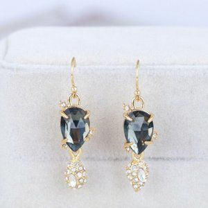 Gorgeous Alexis Bittar Crystal Dangle Earrings